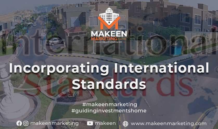 Incorporating International Standards