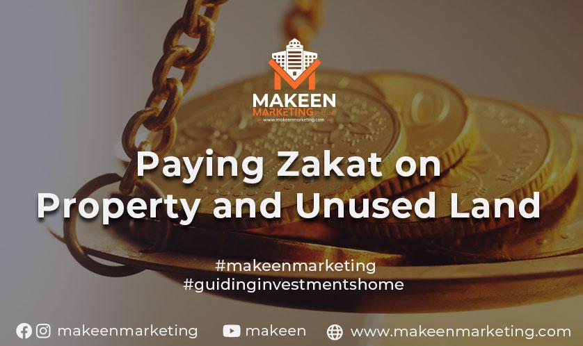 Zakat on property