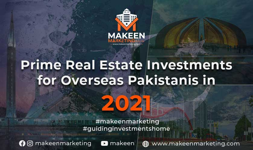 real estate investments for overseas Pakistanis