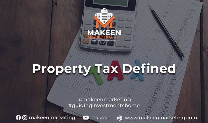 Property Tax Defined