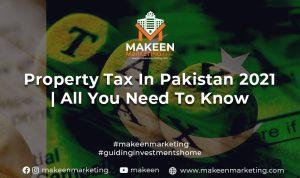 property tax in Pakistan 2021