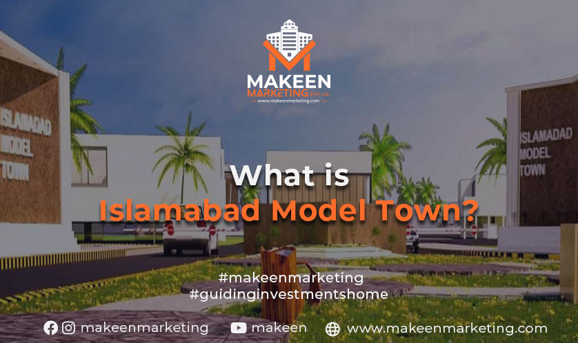 What is Islamabad Model Town?