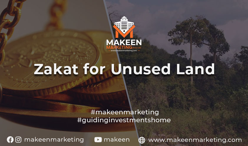 Zakat for Unused Land