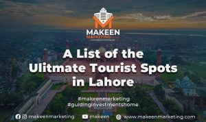 tourist spots in Lahore