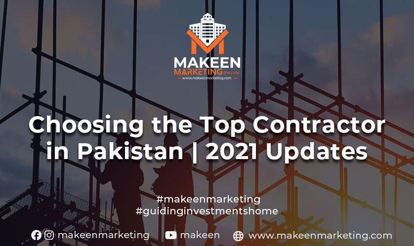 Top contractor in Pakistan