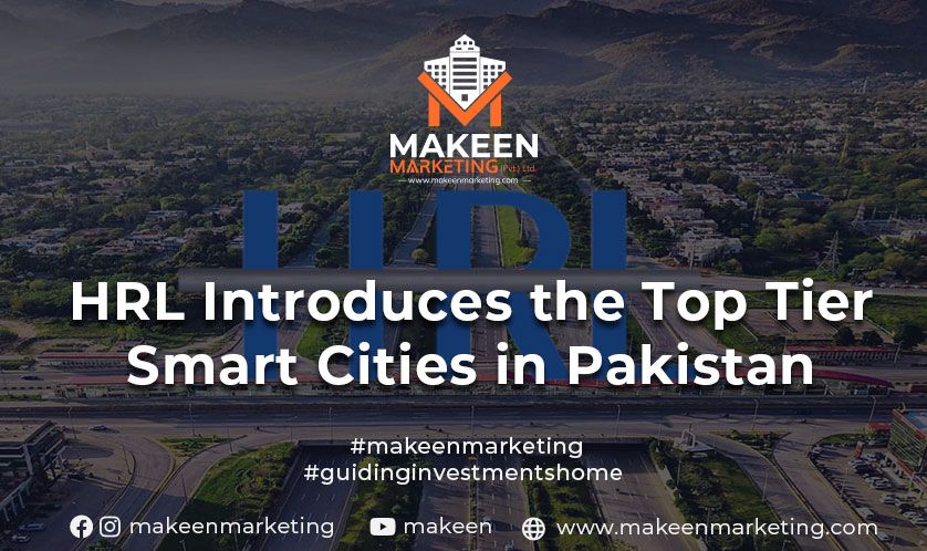 smart cities in Pakistan