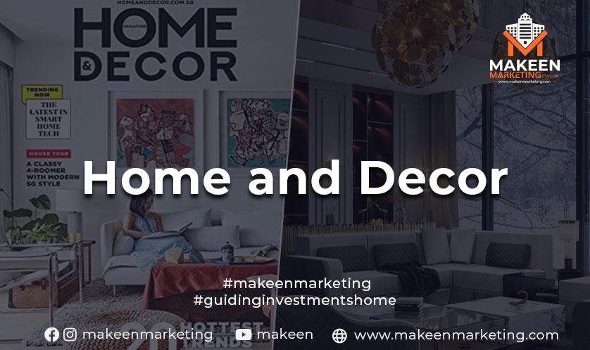 Home and decor website