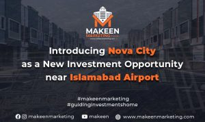 Nova City Islamabad Airport