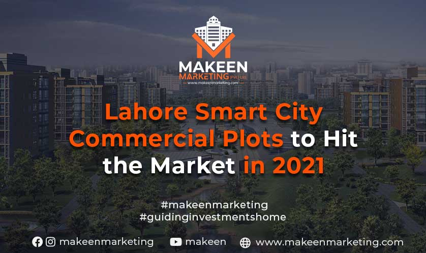 lahore smart city commercial
