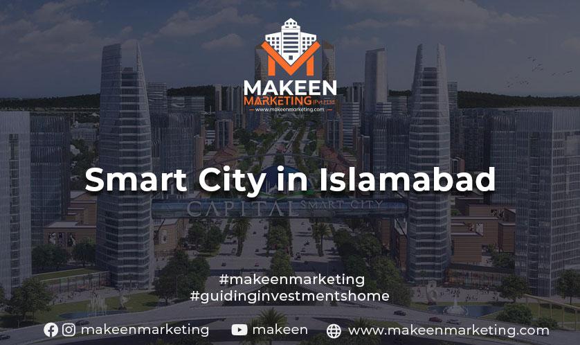smart city in Islamabad