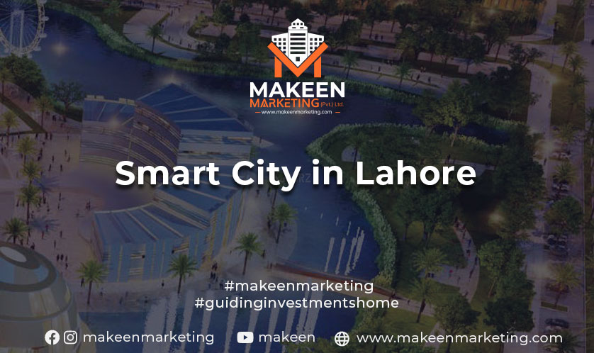 smart city in Lahore