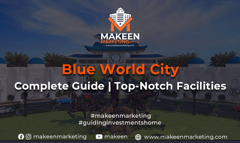 Blue World City Complete Guide