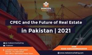 CPEC and real estate