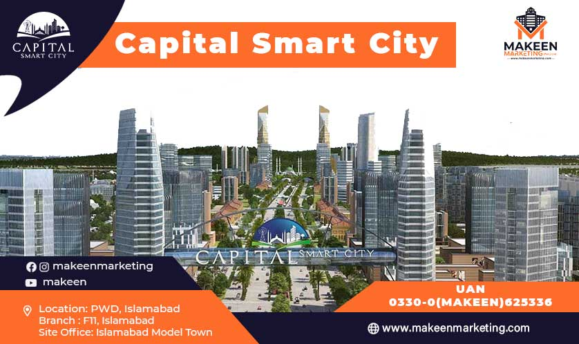 Capital-Smart-City eco friendly