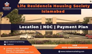 The Life Residencia Islamabad