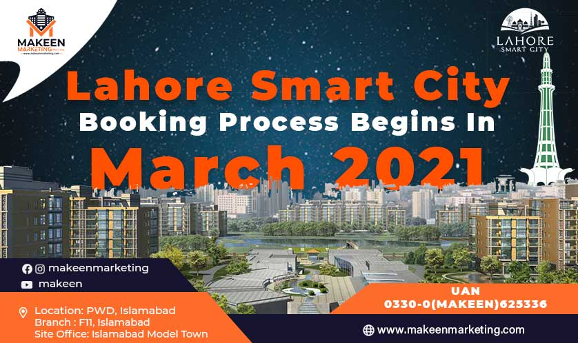 lahore smart city booking