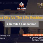 Nova City vs The Life Residencia