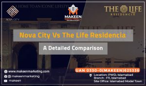 Nova City vs The Life Residencia