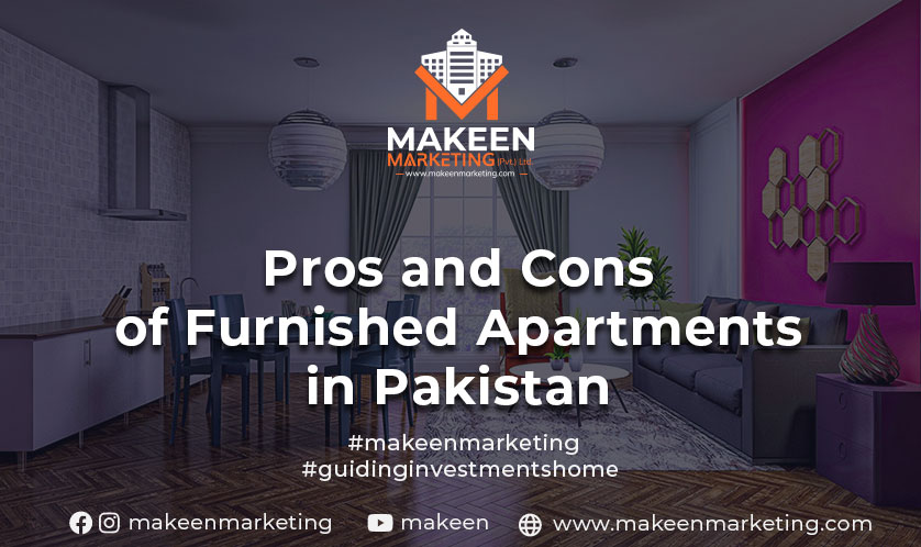 pros and cons furnished apartments