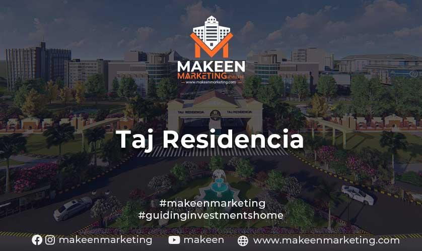 Taj-Residencia