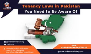 tenancy laws in Pakistan