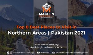 Best places to visit in northern areas