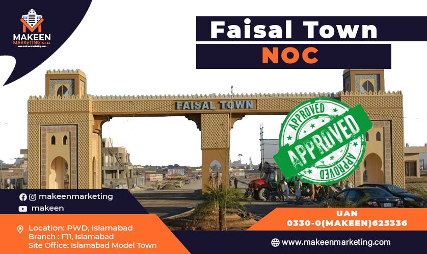 faisal town NOC