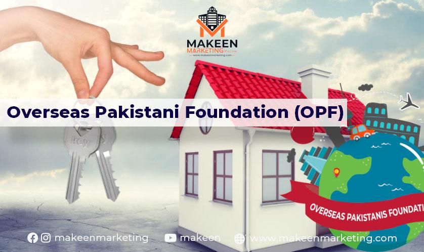 overseas pakistani foundation (opf)