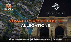 Nova City Rawalpindi Ring Road allegations