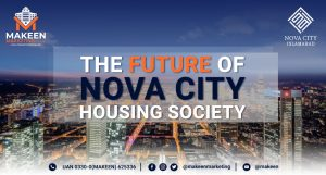 Nova City housing society