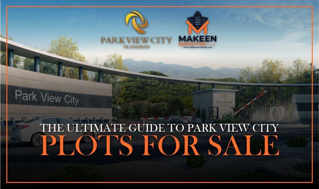 Park View City plots for sale