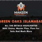 Green Oaks Islamabad