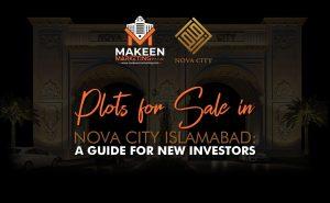 Plots for Sale in Nova City Islamabad